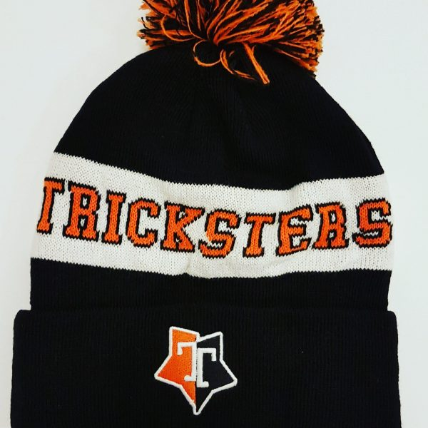 Trickters lacrosse winter hat